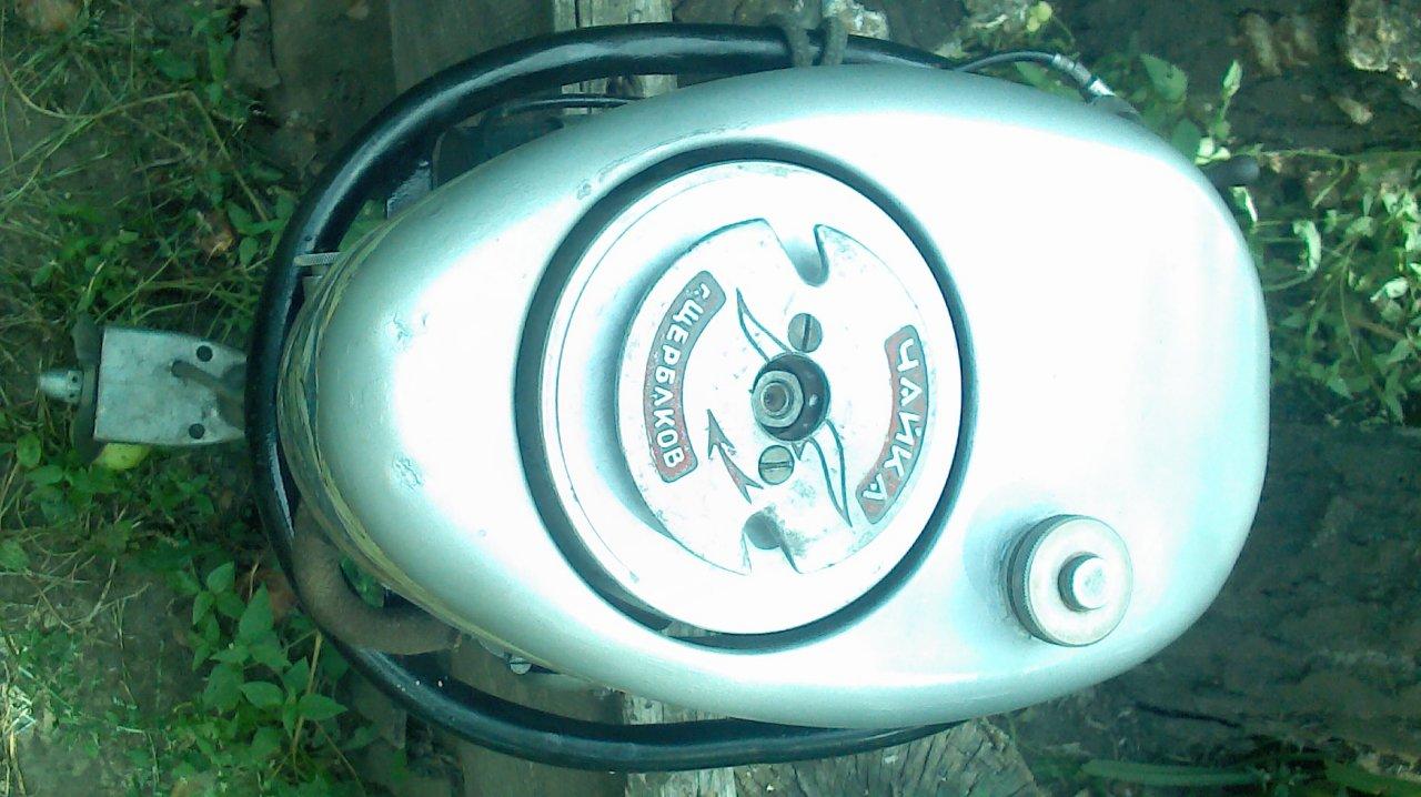 лодочный мотор Чайка