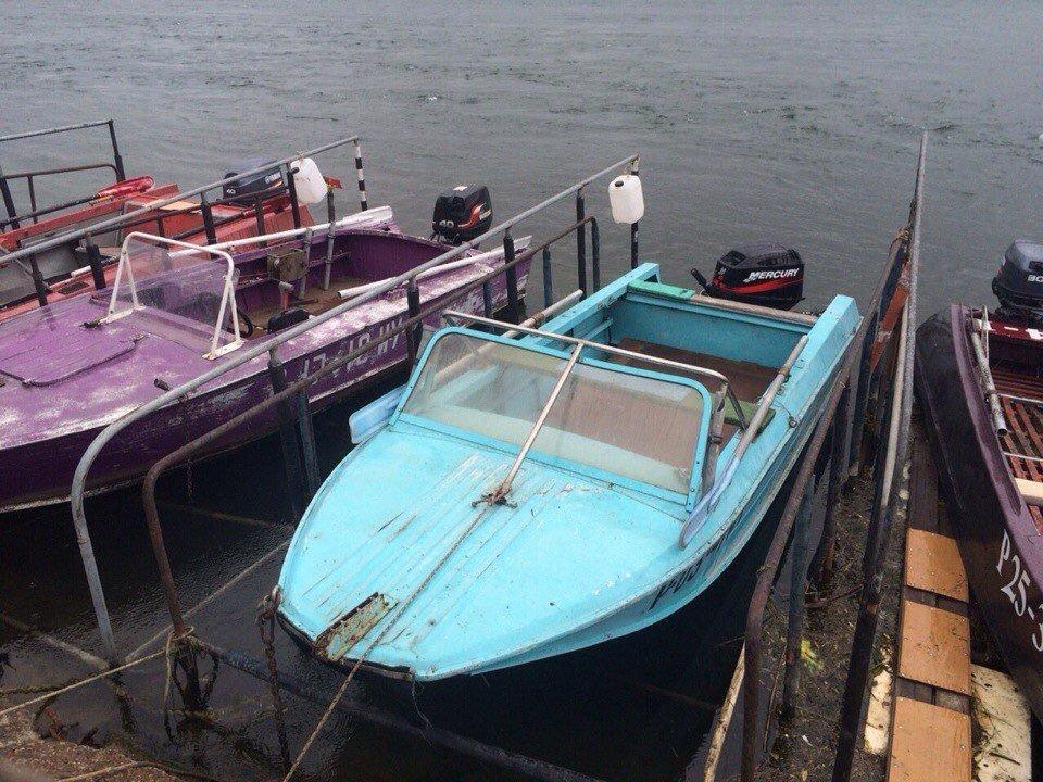 лодка ока 4 купить в иркутске