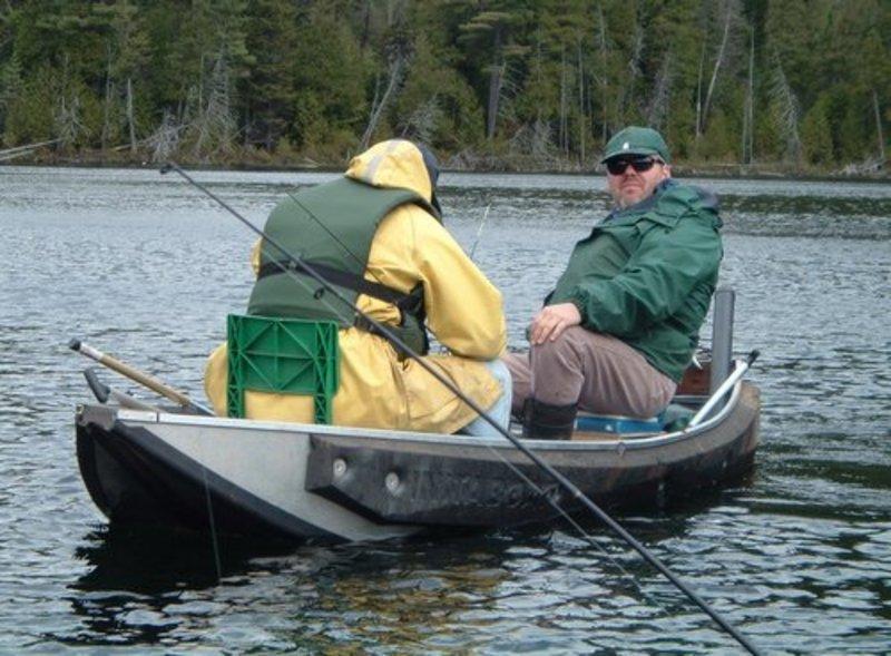 лодка Instaboat Pirogue