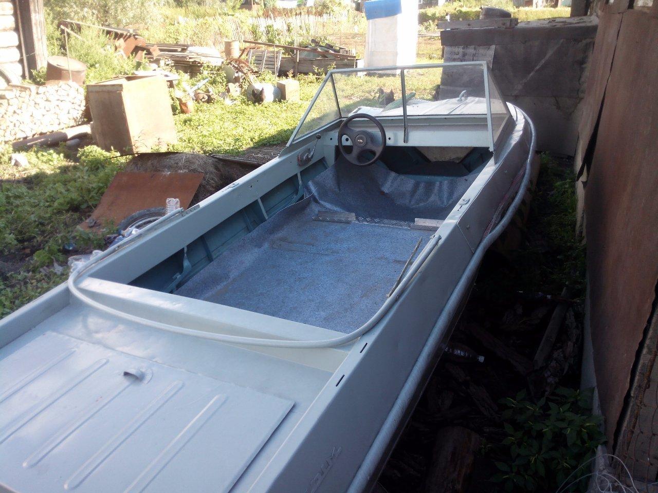 крышка на транец лодки Крым