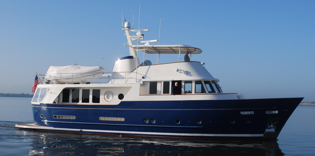 Sea Spirit Passagemaker 60