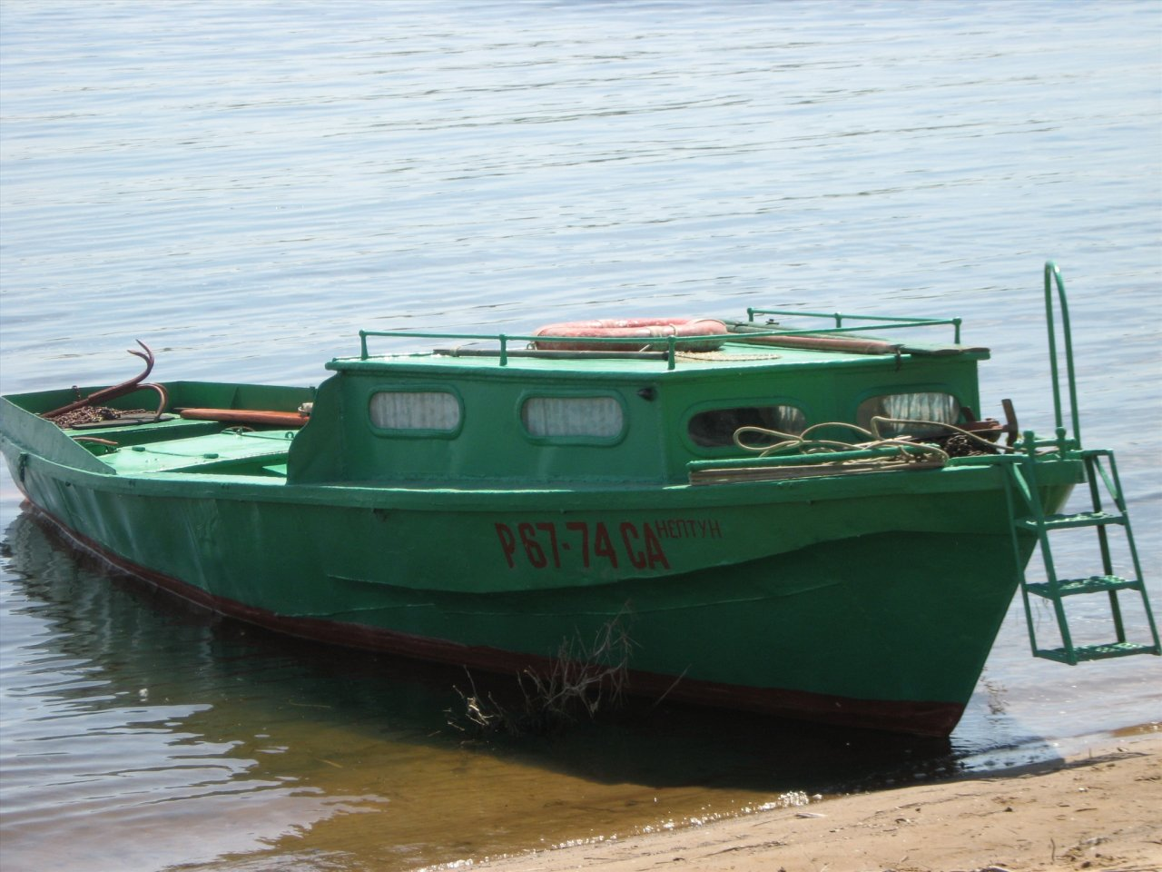 Лодка-Гулянка