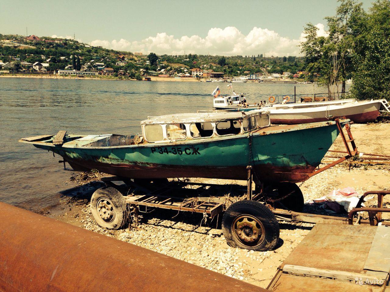 продажа лодок гулянка в саратовской обл