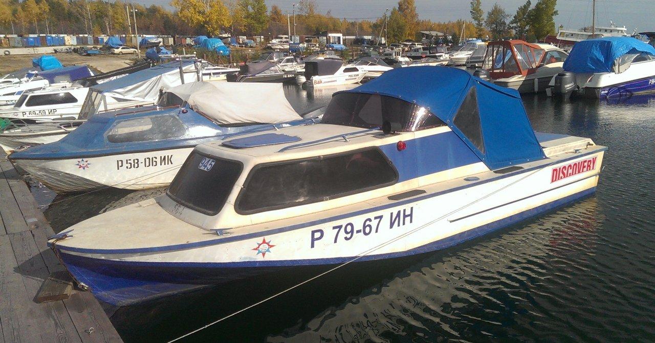 катер Амур-2