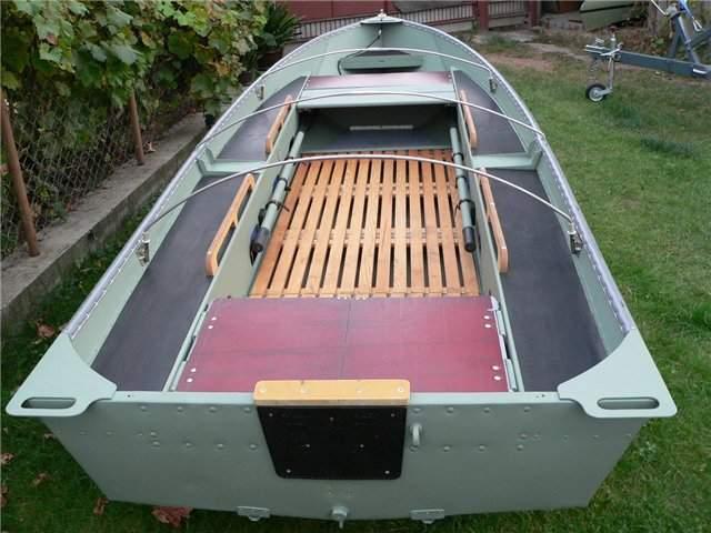 тюнинг лодок бакай