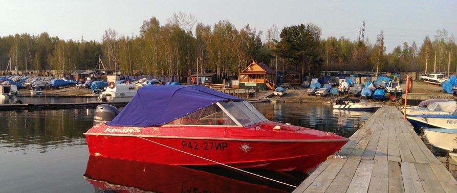 Моторные лодки СССР