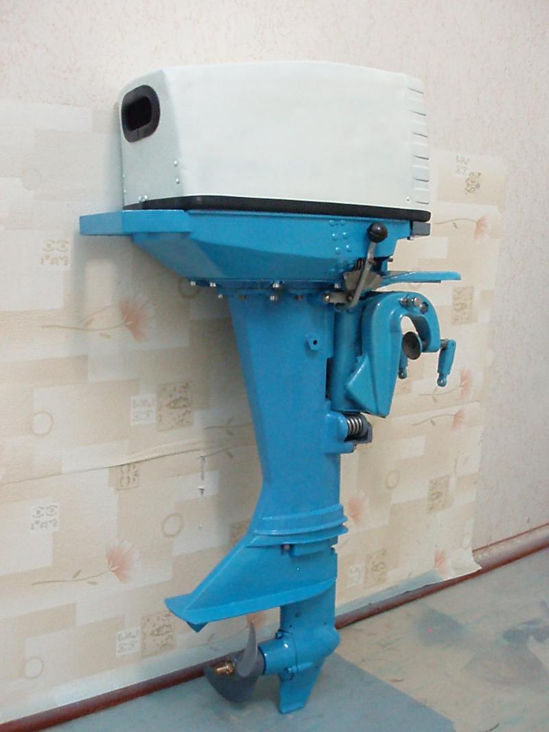 навесной лодочный мотор москва