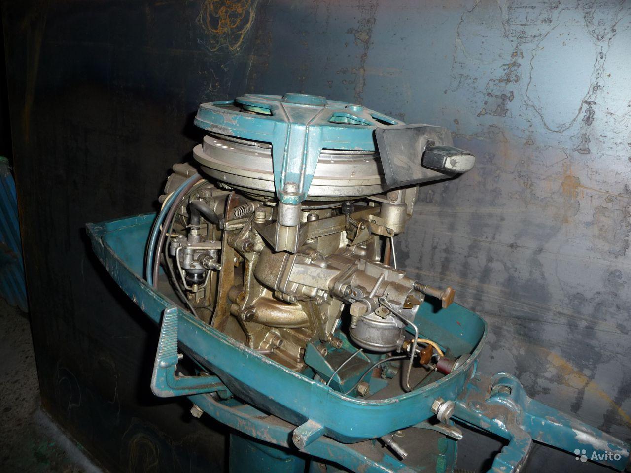 мотор Москва-25А