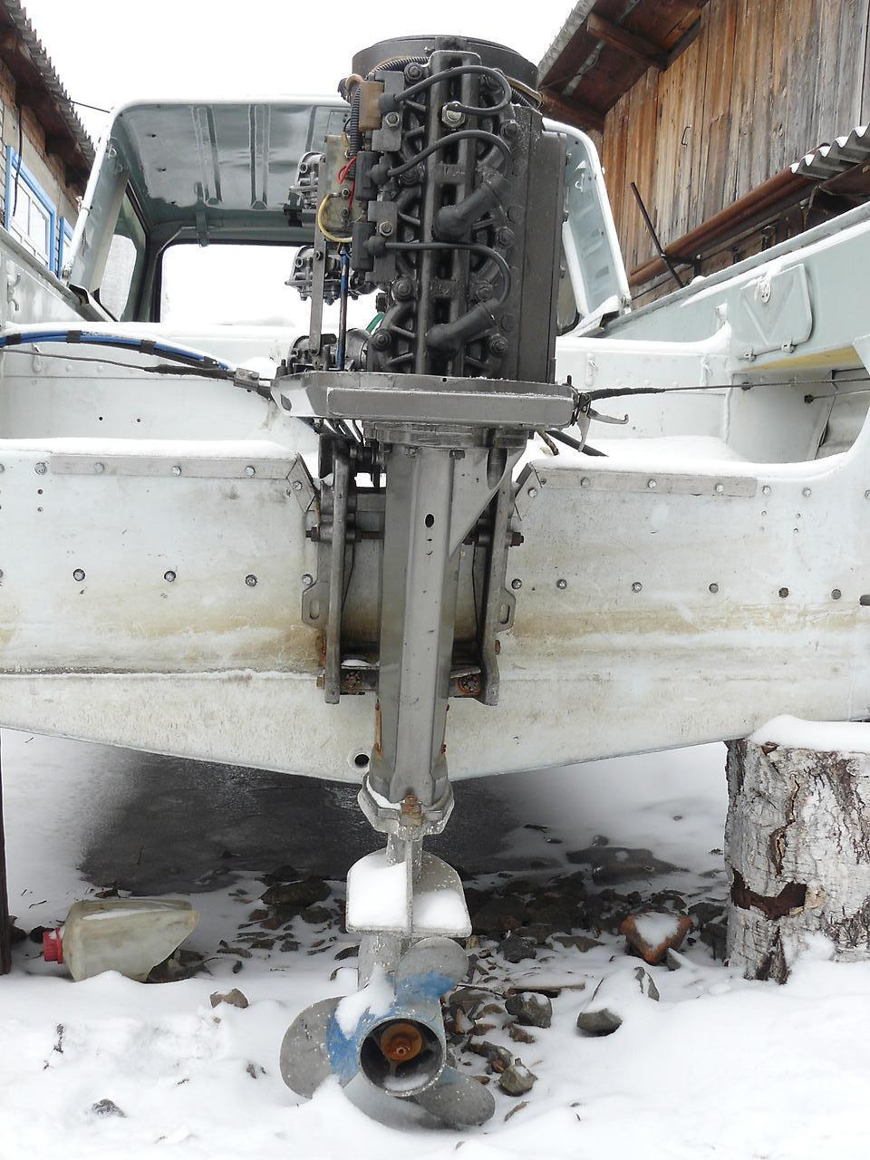 мотор Бийск-45