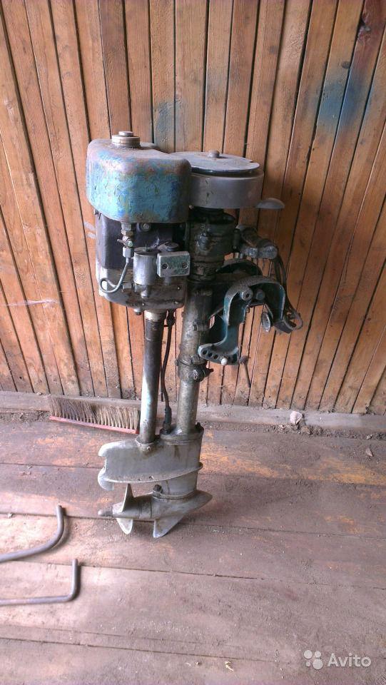 лодочный мотор ЛМ-1