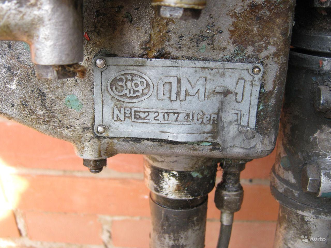 шильдик от мотора ЗИФ мотор ЛМ-1