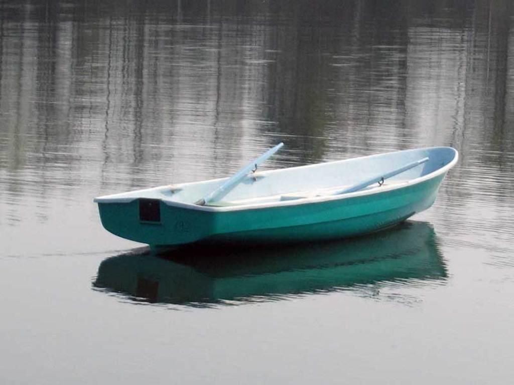 лодка Пелла-фиорд