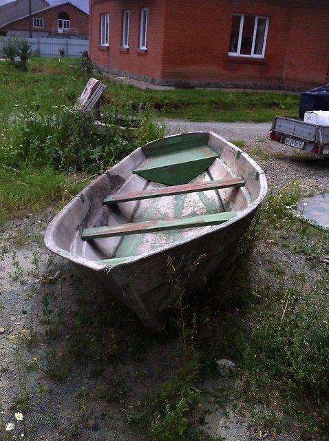 пластиковые лодки подо  сердце  перед 5лс