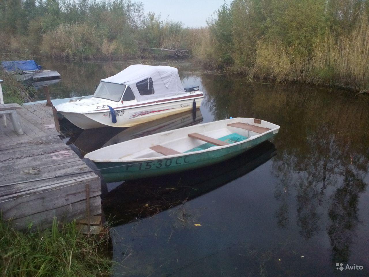 размер лодки пелла-фиорд