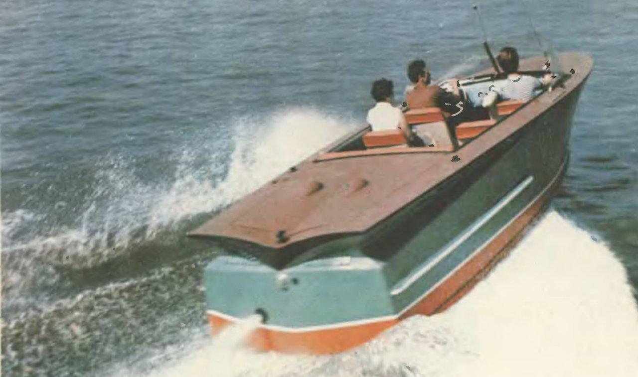 Катер 370-М