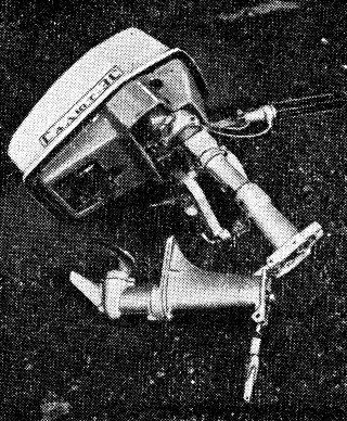 магнето для лодочного мотора салют