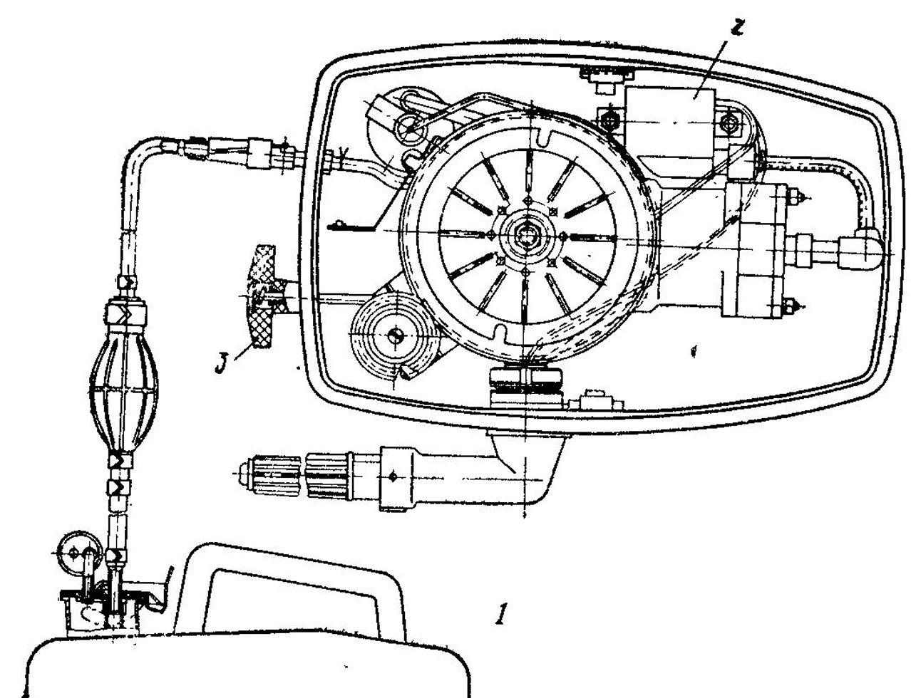 мотор Салют-4