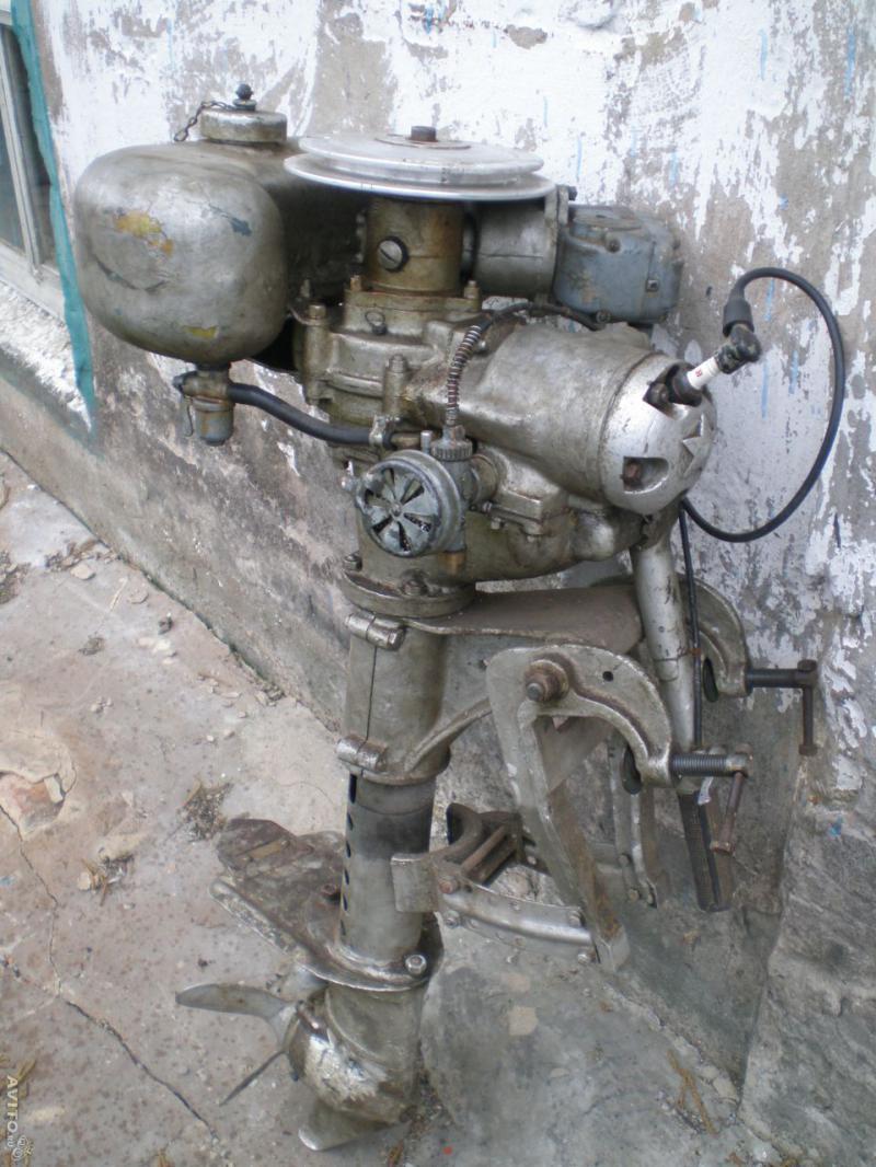 лодочный мотор лмм 6 продаю