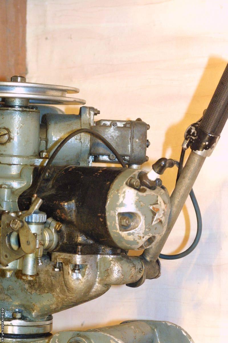 голова мотора ЛМ-6