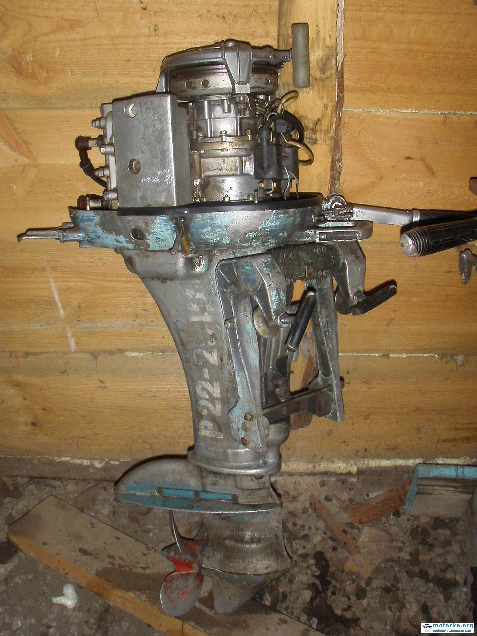 мотор Вихрь-М