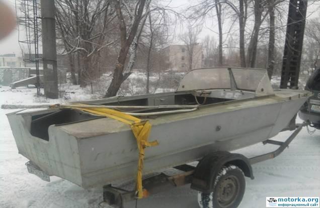 Как своими руками удлинить лодку прогресс 11