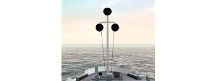 Дноуглубительное судно, прекратившее дноуглубительные работы и получившее свой ход.