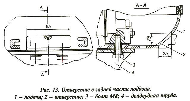 Ремонт двигателя мотора «Вихрь».  Упрощение разборки двигателя
