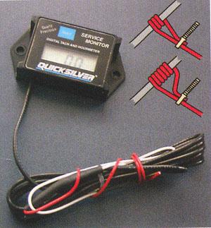 1247191337 tahometr2 - Схема подключения цифрового тахометра