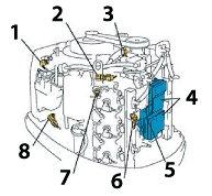 Впрысковые моторы Yamaha Z300 с системой HPDI