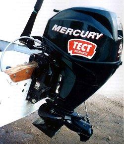 Водометы Mercury