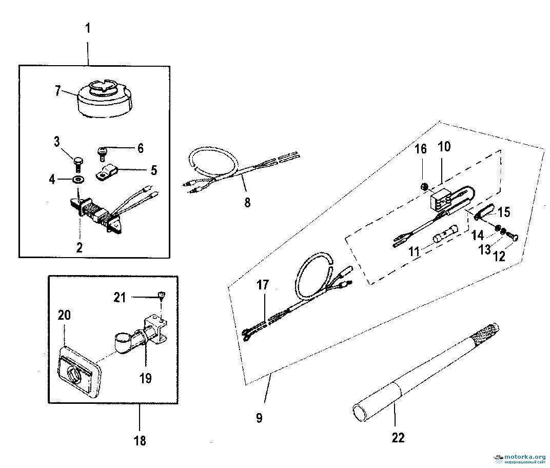 Ставим «ГЕНЕРАТОР» на лодочный мотор