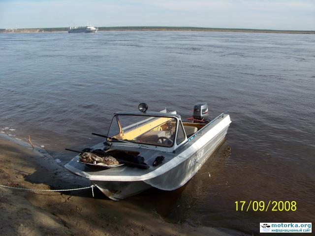 лодка Сарепта без рубки