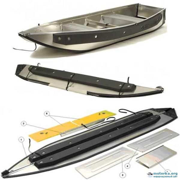 лодка Instaboat Fisherman