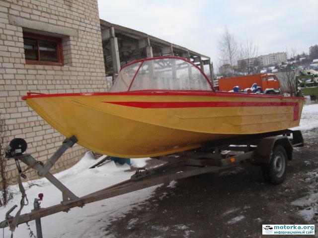 моторная лодка Южанка-2