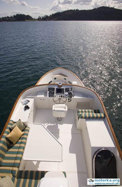 Sea Spirit Passagemaker 60