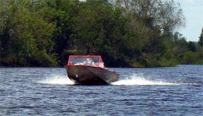 Южанка-2. Новая жизнь старой лодки.
