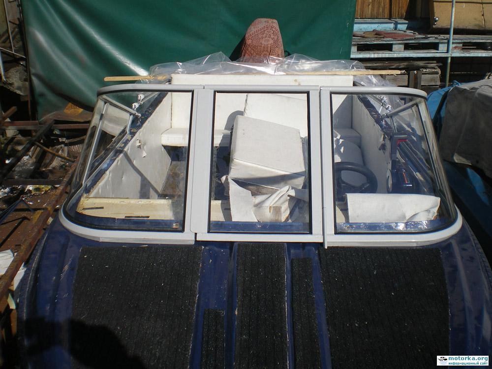 стекло на лодку Крым