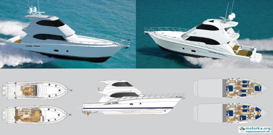 Riviera 70 FL