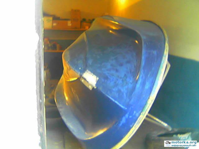 Моторная лодка Ладога-2, днище