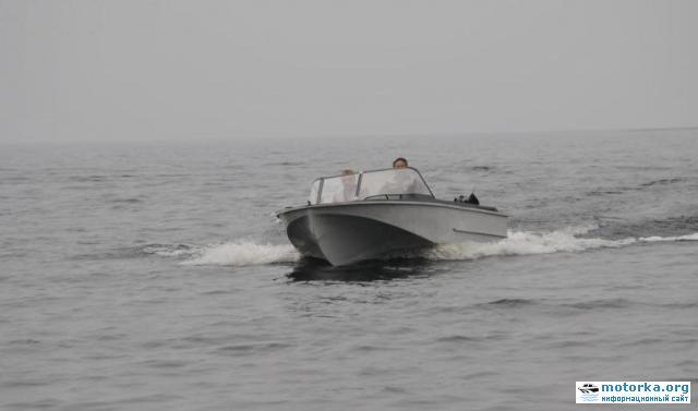 фото катера Амур-3