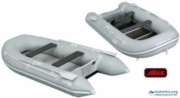 Надувная моторная лодка AKILA
