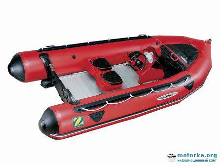 Надувная моторная лодка Zodiac