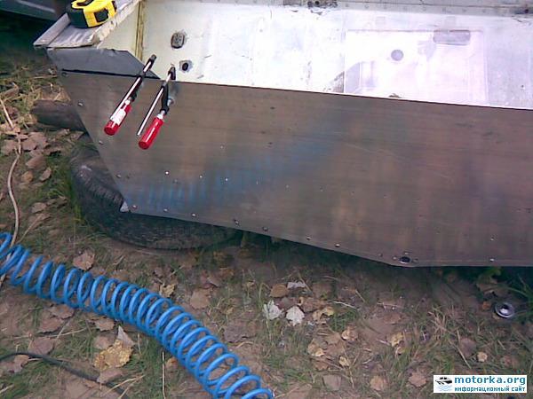 Фотографии моторных лодок Прогресс