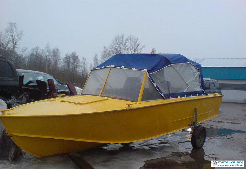 лодка Прогресс-4
