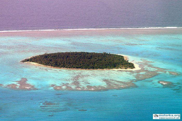 Остров Ата. Тонга