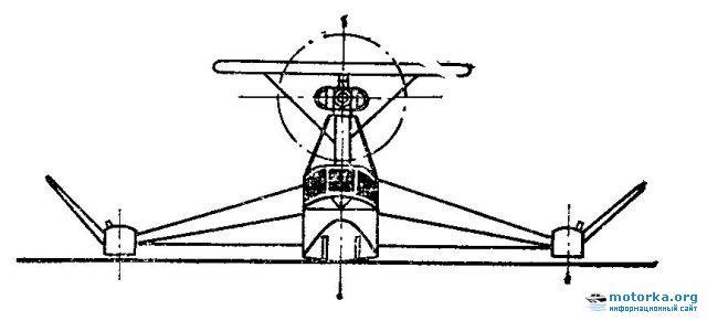 катер-экранолет ЭСКА-1