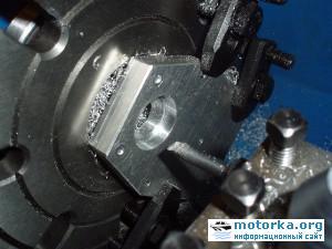 Опыт переделки газонокосилки-триммера в лодочный мотор