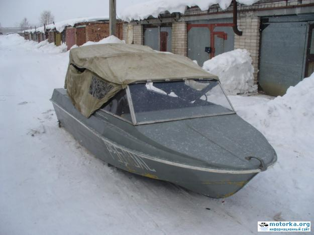 Мотолодка Крым-М