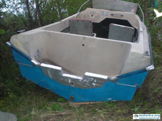 моторная лодка СССР Темп