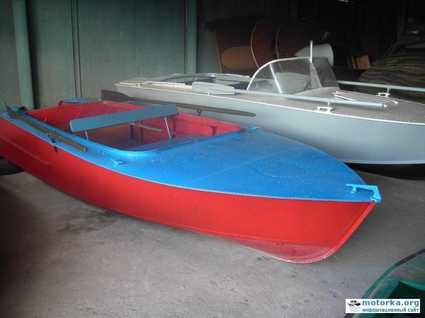 Фотография лодки МКМ